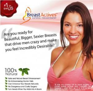 Breast Actives Breast Enhancement width=