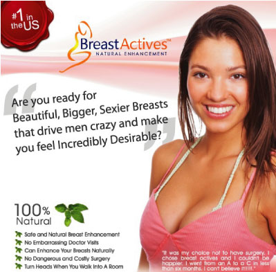 Natural Breast Enhancement Product Comparison Review