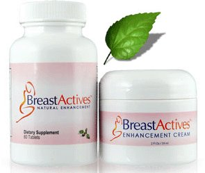 Breast Actives Product Review with Before and After Images